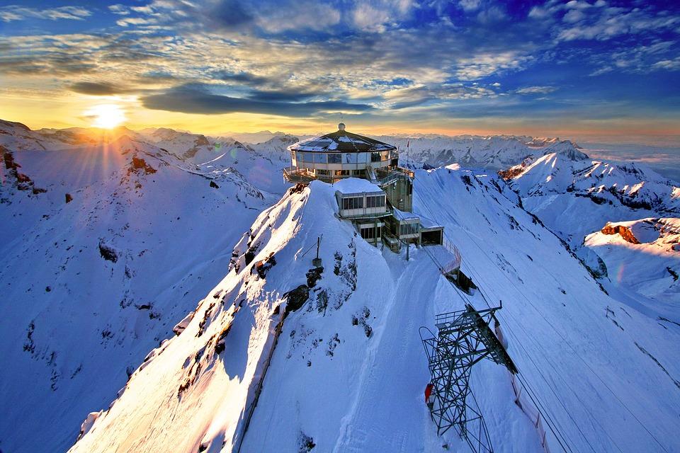séjour les Alpes